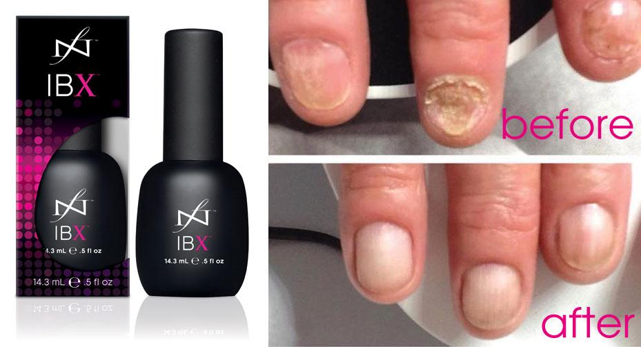 Система укрепления ногтей ibx купить